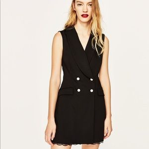 820f96d7 Zara Pants | Data Contrast Lace Jumpsuit Black Xs Nwt | Poshmark